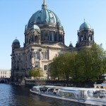 A view of Berliner Dom from the Spree River, Berlin - Tom Williamson