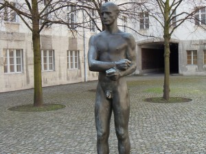 Stauffenberg Memorial, Berlin. By Tom Williamson, Your Berlin Tour Guide